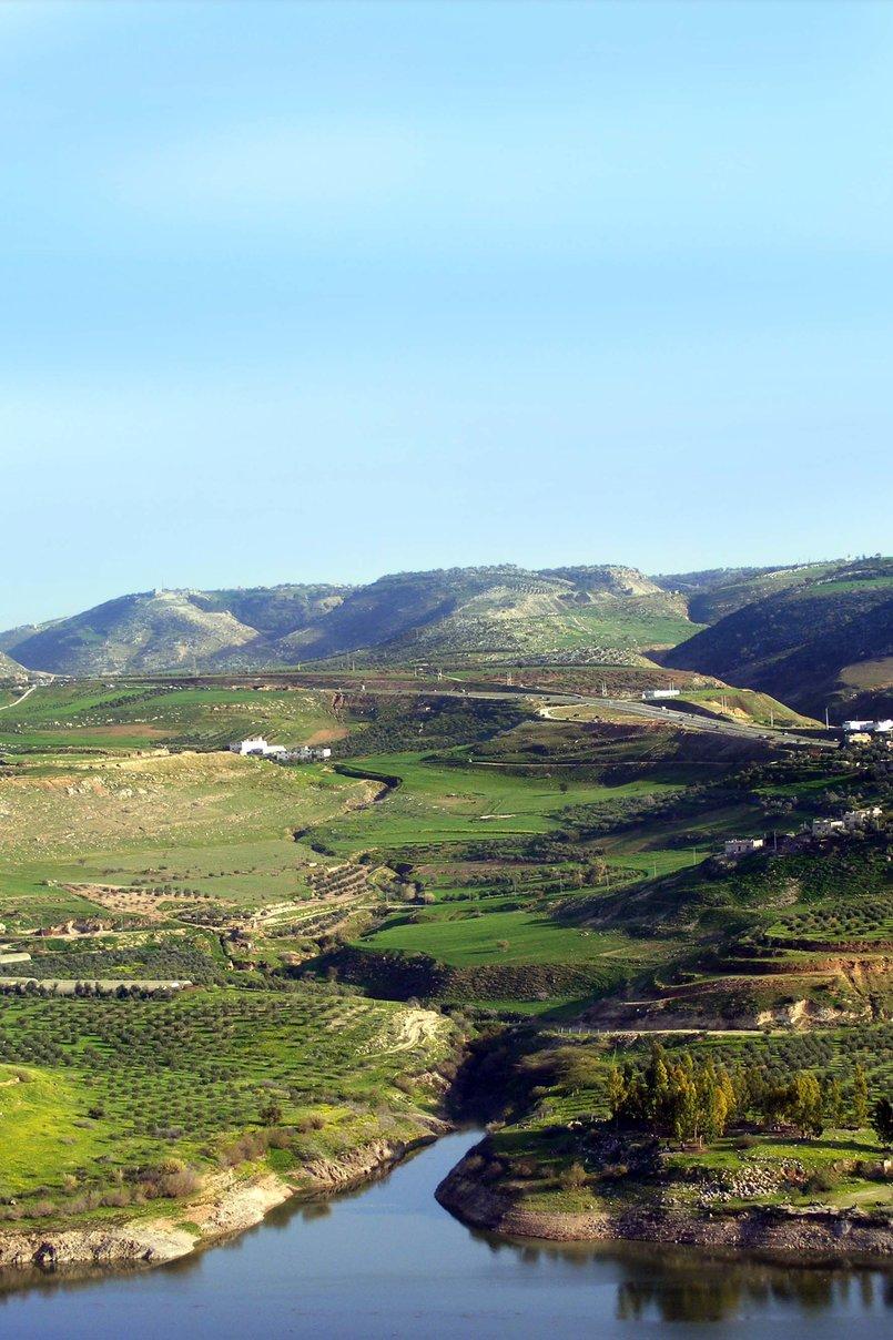 Valley Dam Arabs