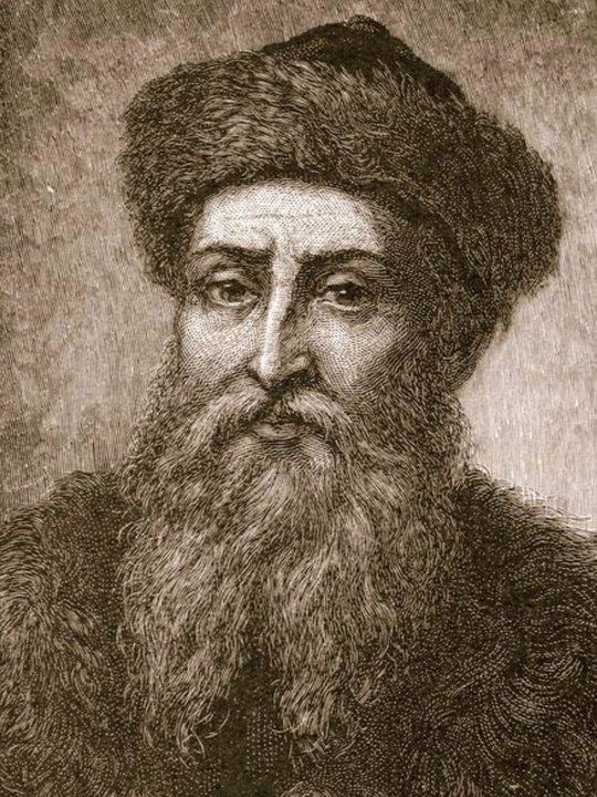 Had Johann Gutenberg, who invented the printing press, been an illustrator he would have opted to illustrate the Holy Bible instead of printing it.  Gutenberg sadly died poor. Another example on how not all creative people make good money out of creativity especially writers in the Middle East.