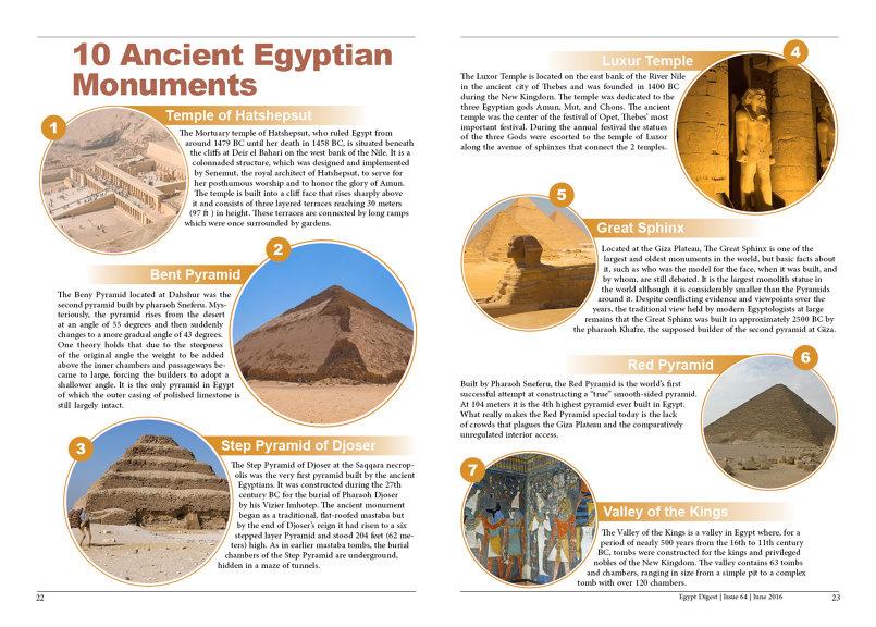 Egypt Digest Magazine 3