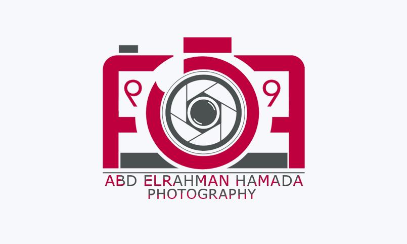 شعار عبد الرحمن حمادة مصور _احمد شوعه للدعاية والاعلان