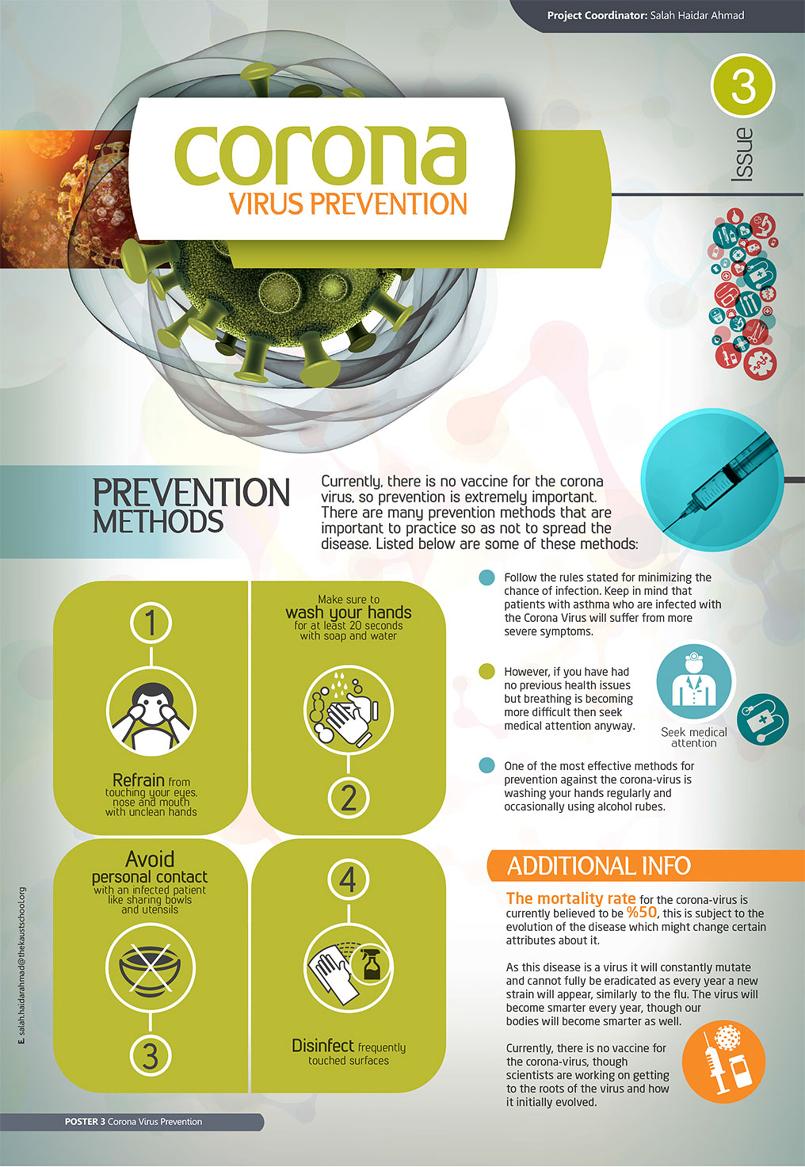 Corona Virus Prevention Campaign