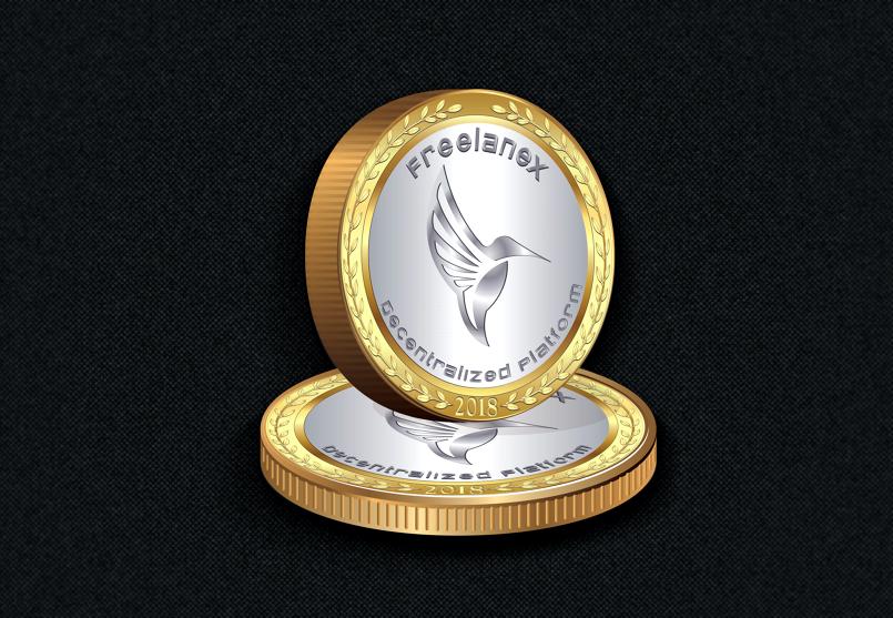 currency design (freelanex تصميم عملة رقمية