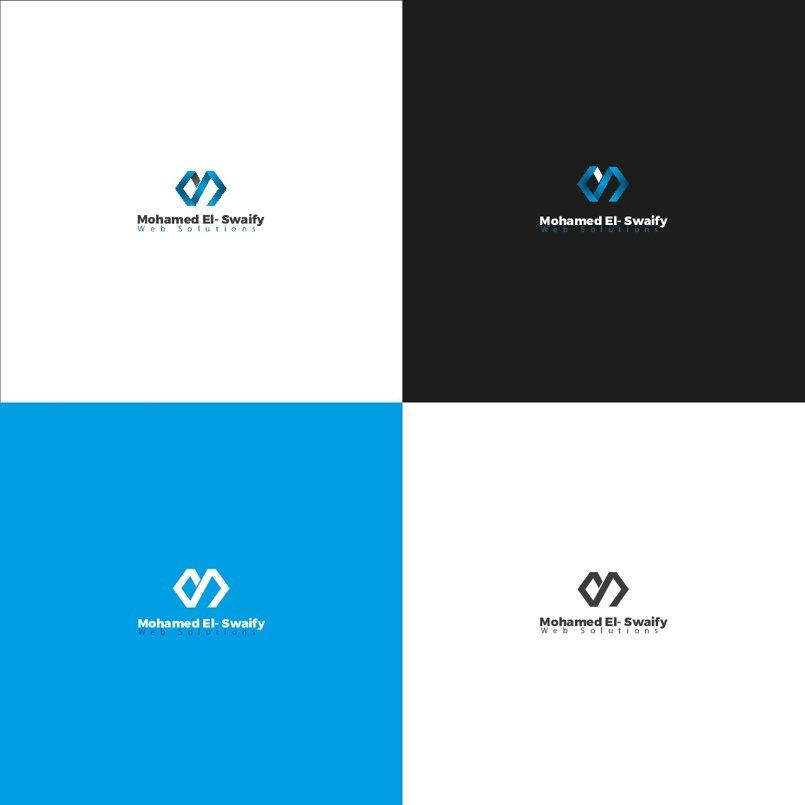 Mohamed El-Swaify Logo Design