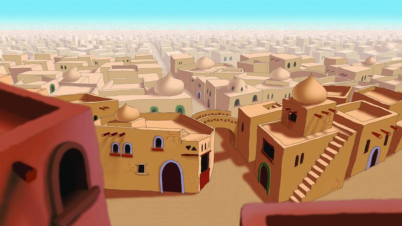Ali baba .. animation short film