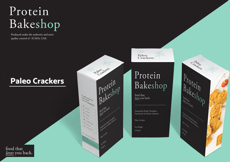 Protein Bakeshop Packaging / Part Two