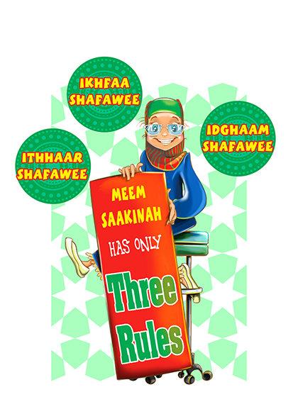 Rules of Meem Saakinah
