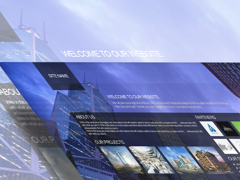 Construction and Archeticture companies Websites
