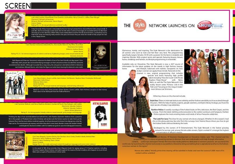 OC - Magazine