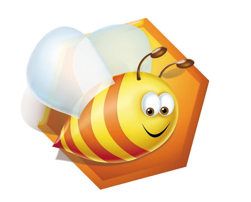 تصميم لمنتج عسل نحل