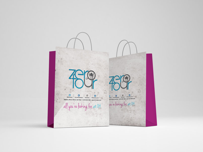 Delivery Paperbags