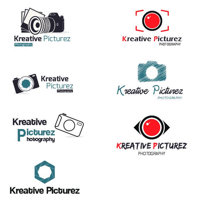 Kreative picturez logos