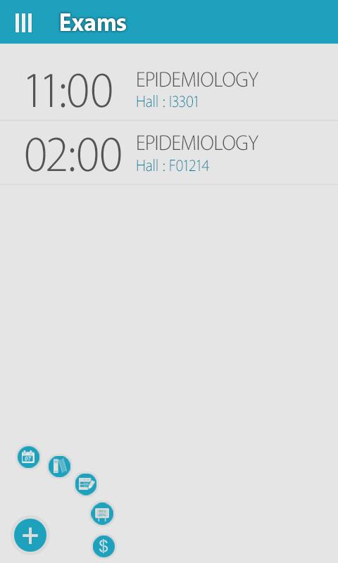 Schoolmate Mobile App
