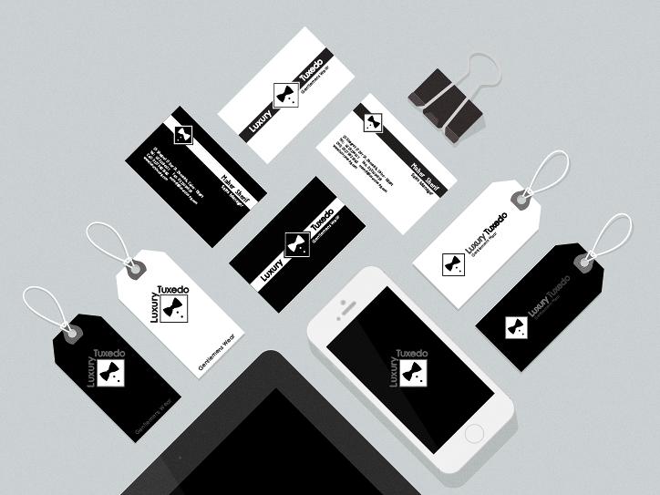 هوية تجارية Brand/Corporate Identity