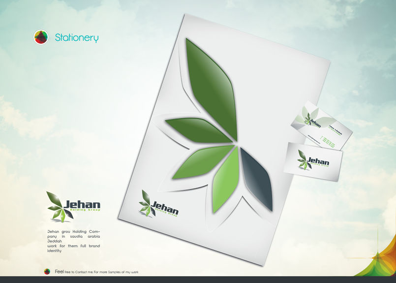 Logo's and Corporate identity