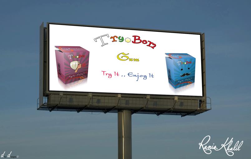 billboard gum