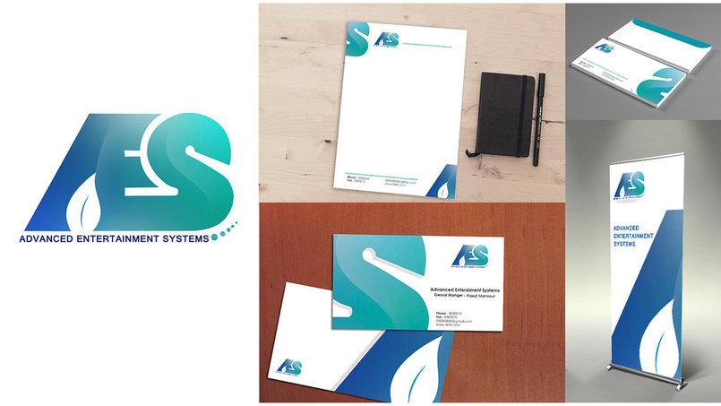AES Logo Company