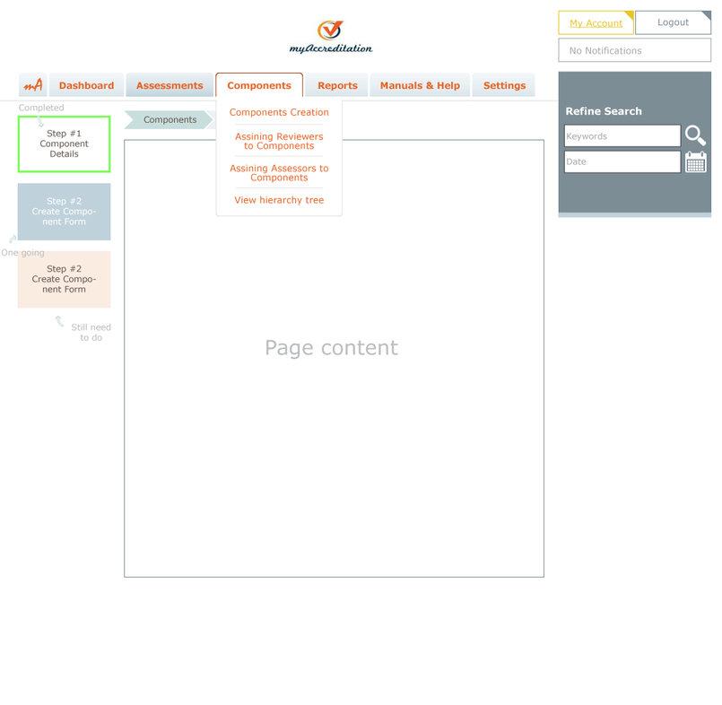 1 - Webdesign example