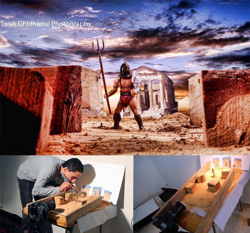 Le photographe tunisien tarak ghidhaoui