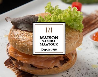 Maison Samira Maatouk - Website