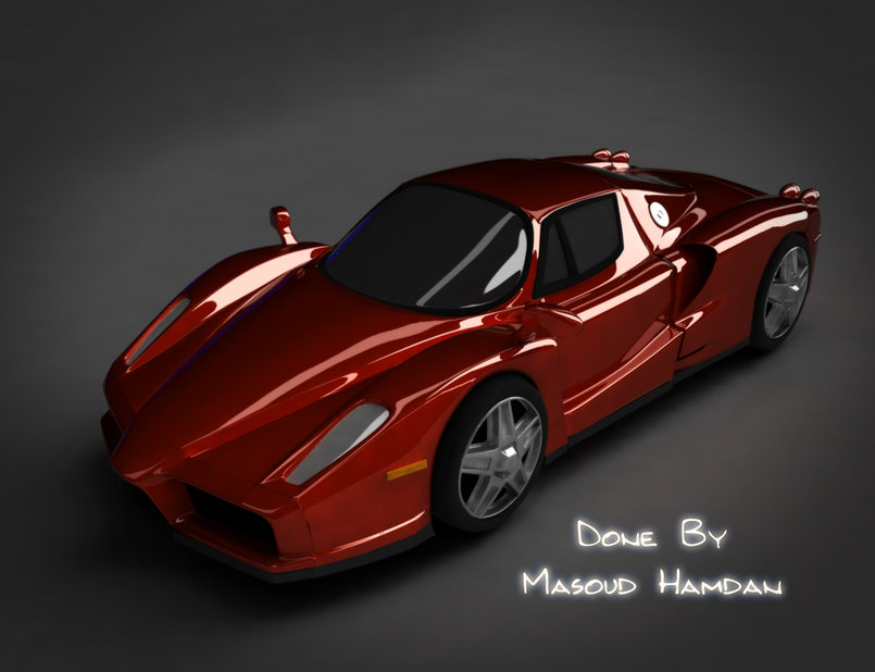Ferrari Modeling