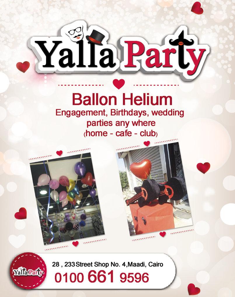 Yalla Party
