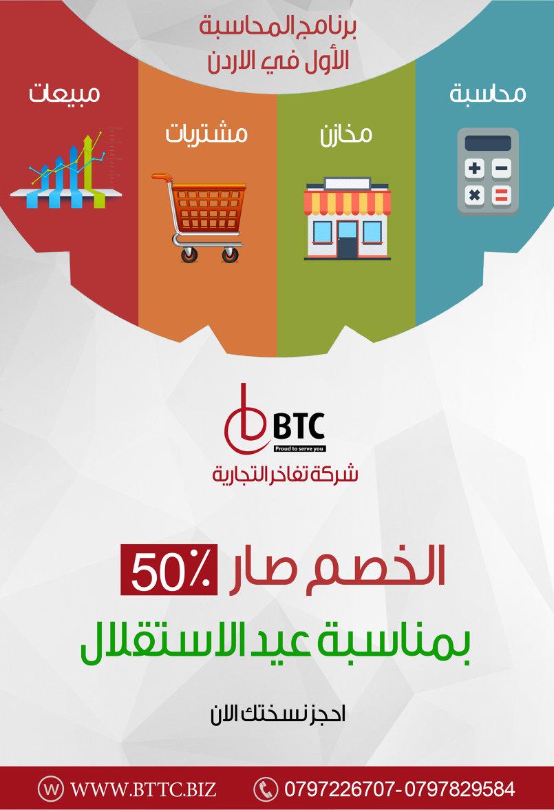 Btc Poster