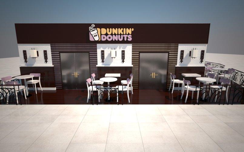 Dunkin Donuts - Bur Dubai