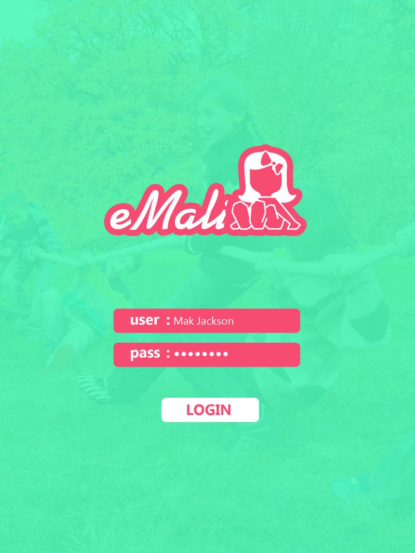 تصميم تطبيق - مركز الرعاية بالأطفال