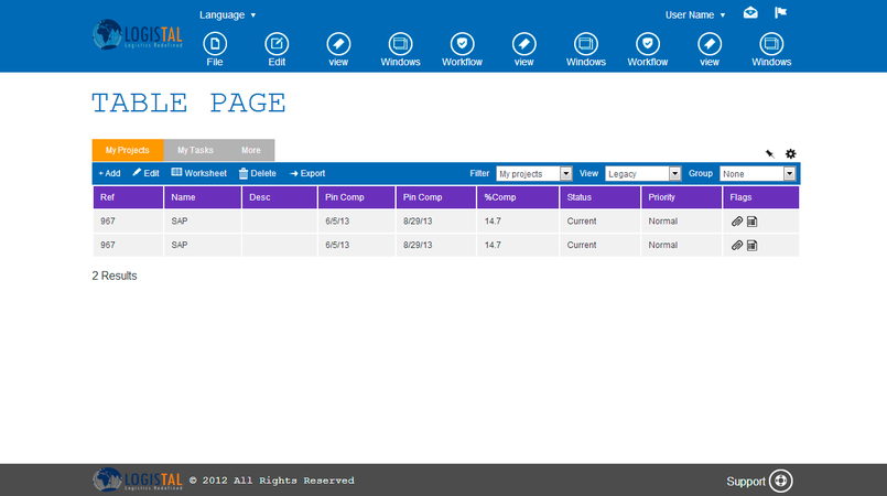 ERP System Explorer