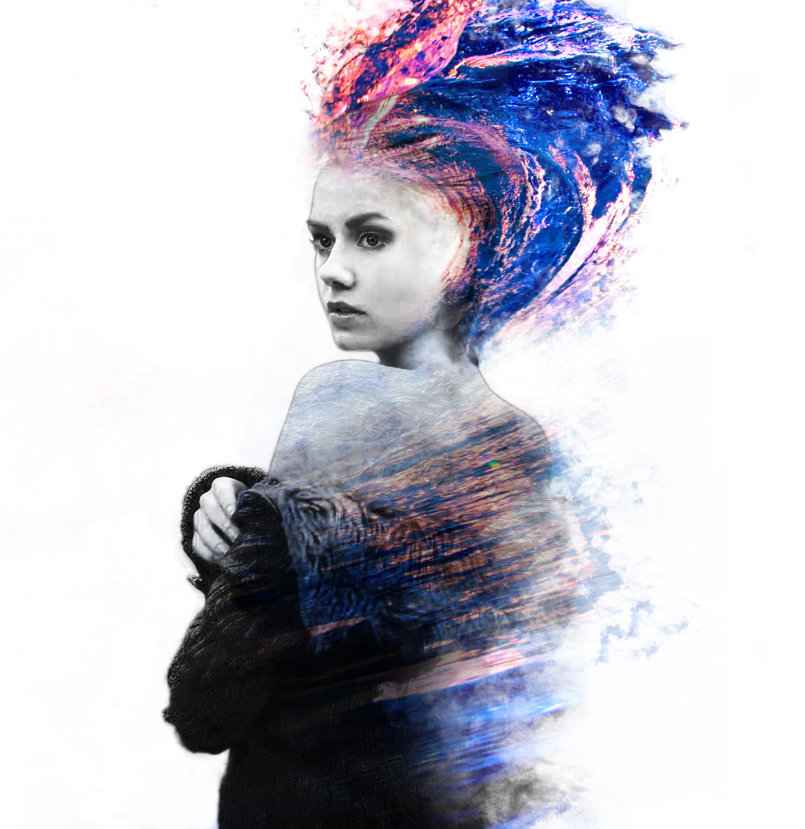 new design for girl with waves