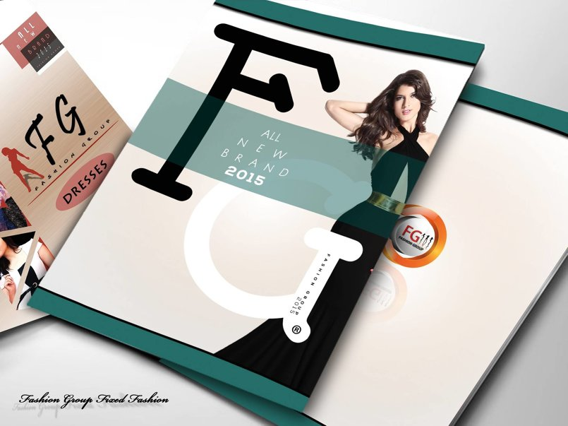 Cataloge Design 2015