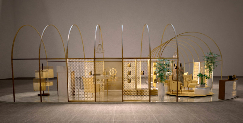 Hadarah Perfumes Kiosk - CityWalk Mall Dubai