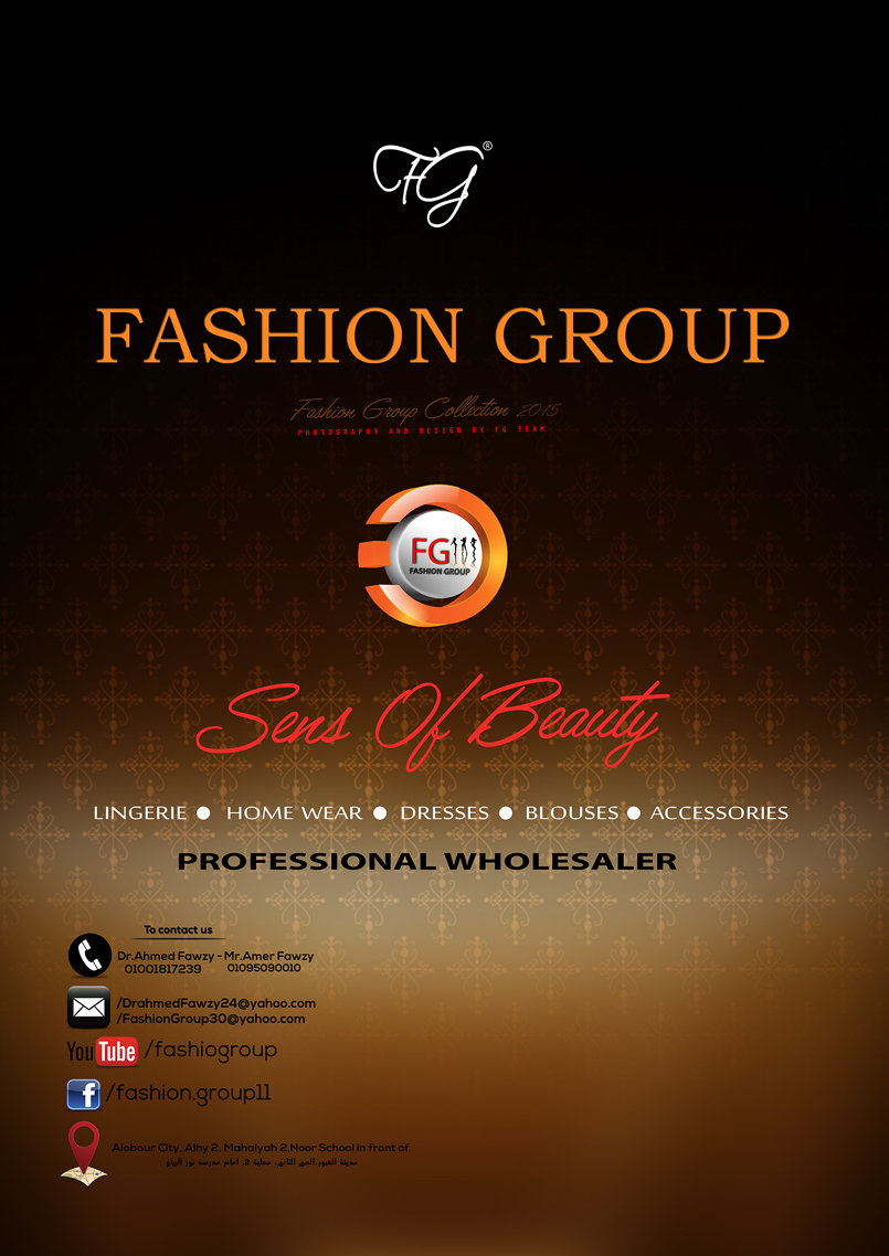 Cataloge & Pershore Fashion Group Company