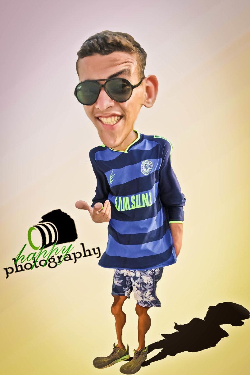 photo Caricature