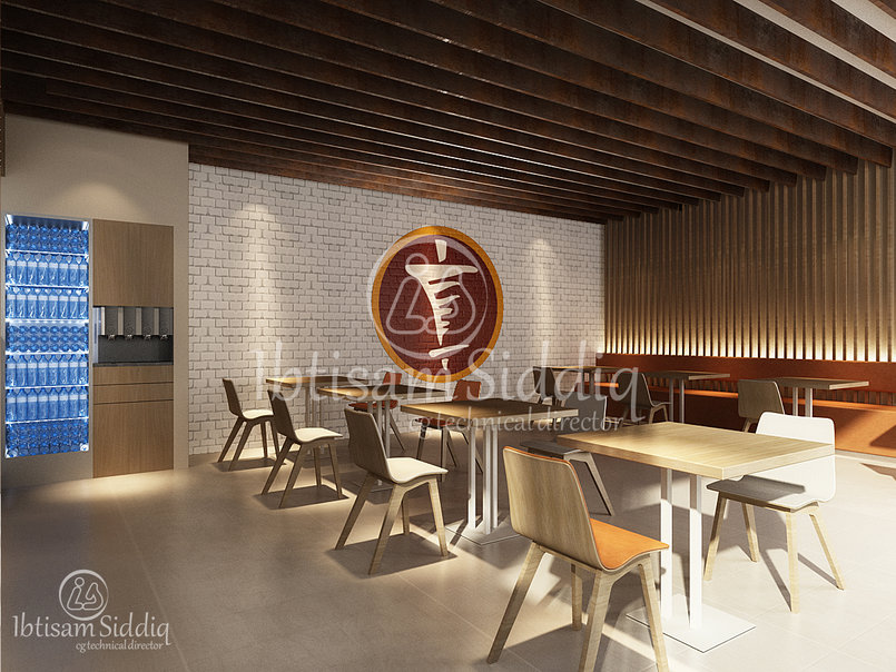 TKS - Restaurant and Foodcourt Concept