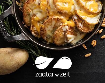 Zaatar w Zeit - Q&A website