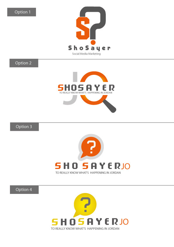 Sho Sayer Logo