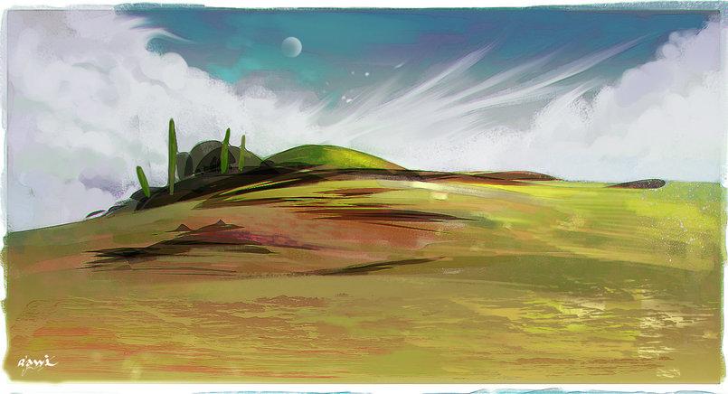 Digital Painting #1