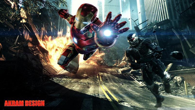 DESIGN iron Man