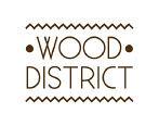 Wood District logo