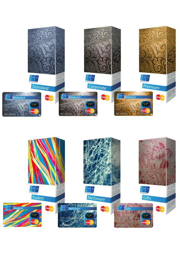 Card Design + Package Design
