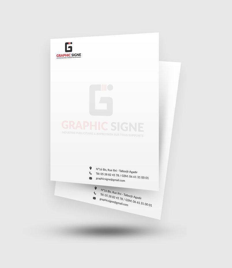Graphic Signe