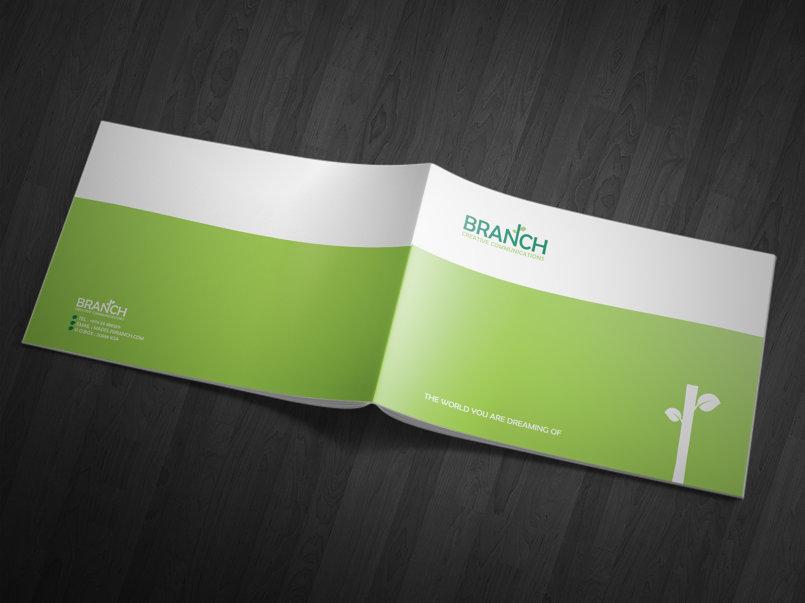 Branch Corporate Identity