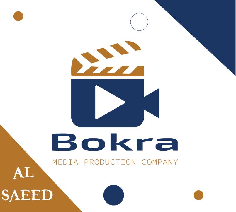 تصميم شعار احترافى لشركه انتاج افلام