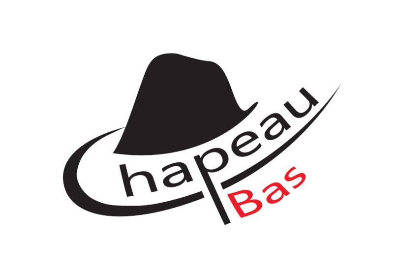 Chapeau Bas , wedding organizer and planner logo