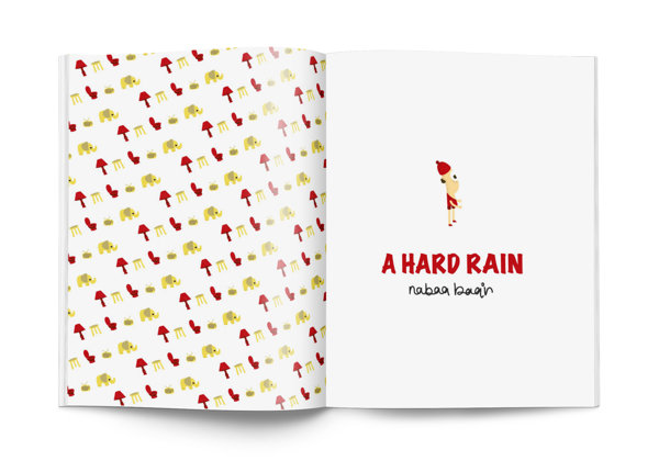 A hard Rain [Children's Book]