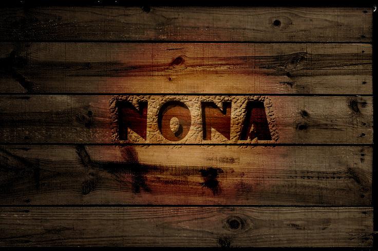 تصميم نحت اسم على الخشب