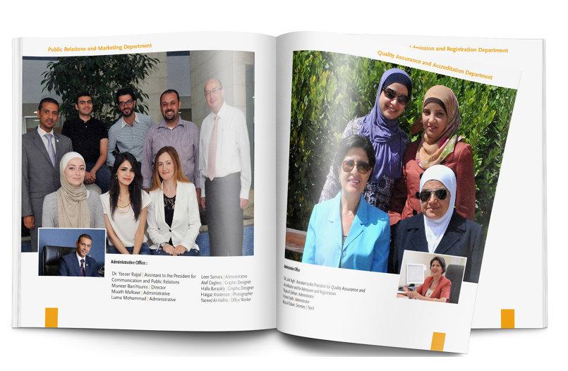 GJU Yearbook - Class of 2015