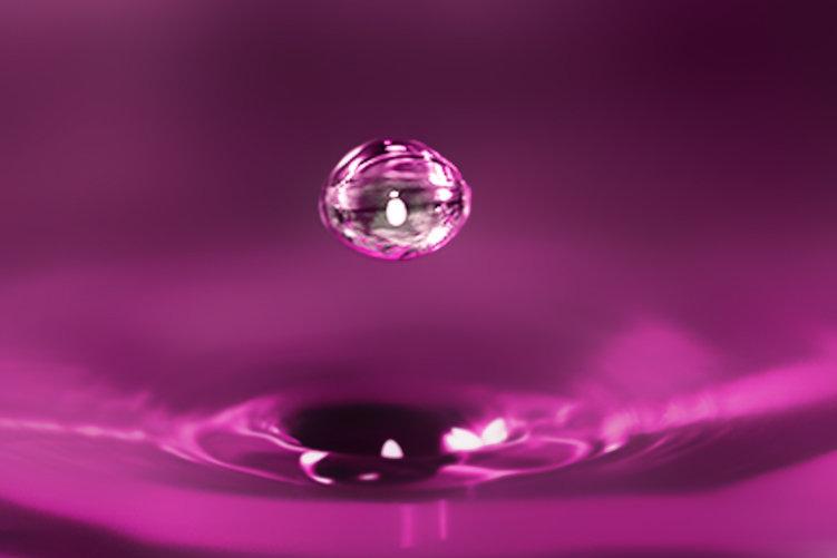 pinky purple pearl