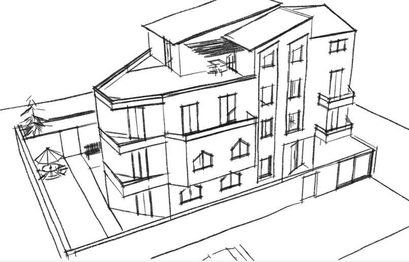 هندسة معمارية -هندسة داخلية